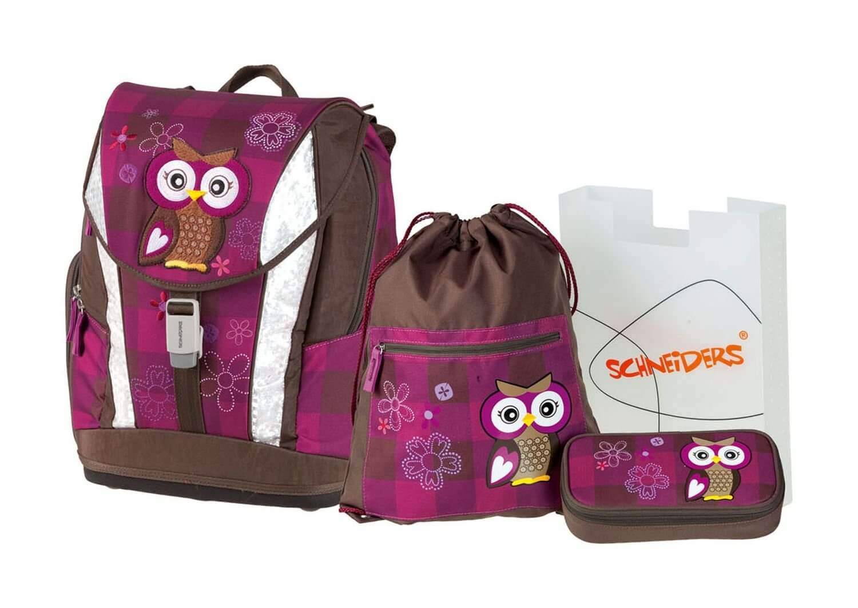 olivia the owl schulranzen f r m dchen jetzt g nstig. Black Bedroom Furniture Sets. Home Design Ideas