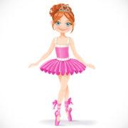 Ballerina Schulranzen Motiv