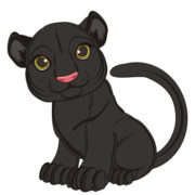 Schulranzen Panther