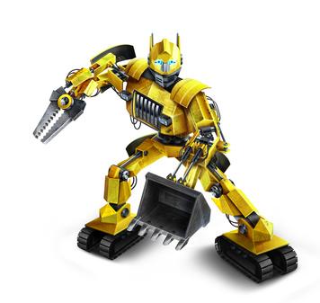 Schulranzen Transformers