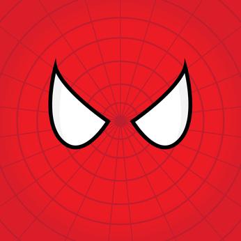 Spiderman als Schulranzen Motiv